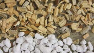 The Processing And Properties Of Pine Wood Chips