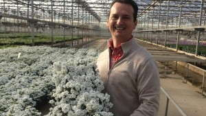 Ivan Tchakarov Of Metrolina Greenhouse Named Greenhouse Grower's Grower Of The Year