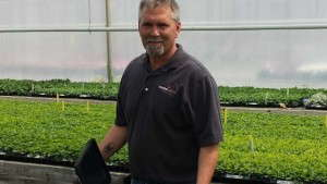 Ron Godden of Wenke Greenhouses Is A 2014 Finalist For Head Grower Of The Year