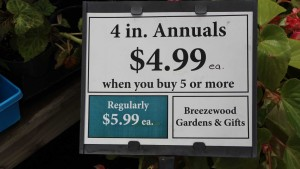 Ian Baldwin Offers Examples From Grower-Retailers on Price Increase Strategies