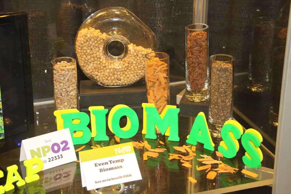 Even Temp Biomass