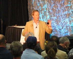 Keynote speaker Smith