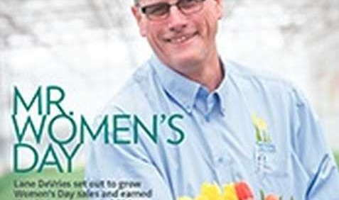 Sun Valley Floral Farms Is Awarded Marketer Title By Society Of American Florists