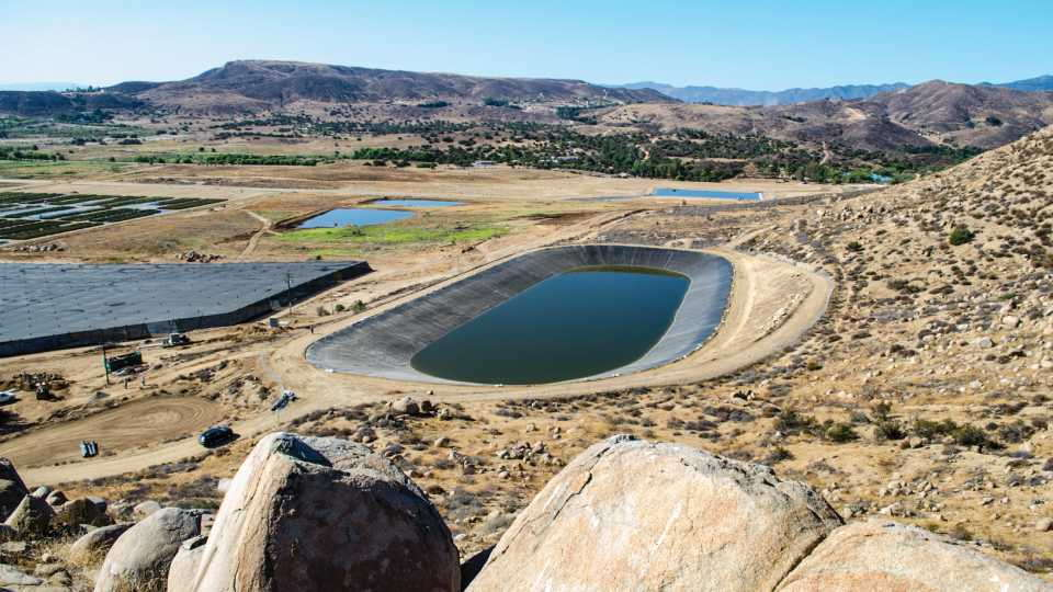 Lake Mathews Reservoir-1