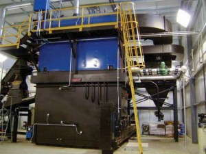 Pleasant View gardens runs about 3,200 tons of bole chips through the Pembroke boiler a year.
