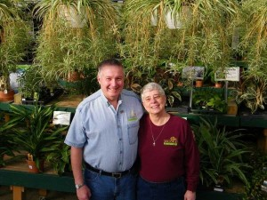 Wilsons Garden Center Ned & Mitzie