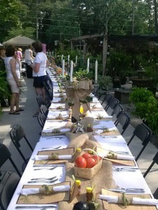 Wingard Farm To Table Dinner