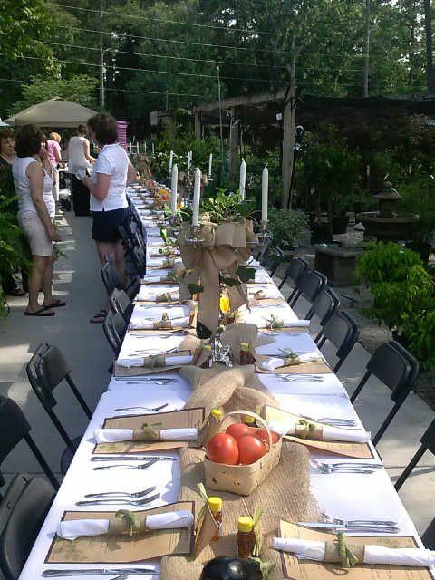 Wingard Farm To Table Dinner
