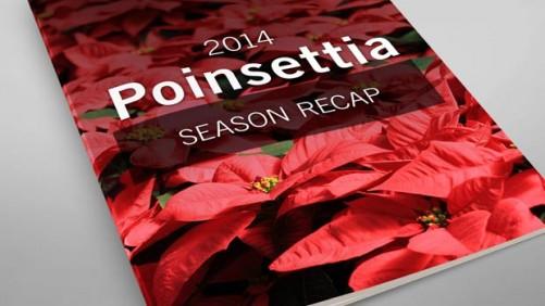 Download Greenhouse Grower's 2014 Poinsettia Season Recap
