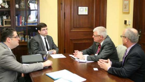 Growers Ask For Immigration And Healthcare Reform During Congressional Action Days
