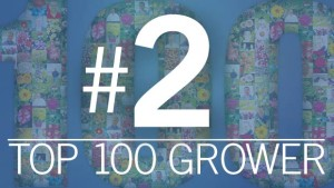 Top 100 Grower No. 2