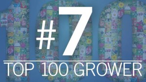 Top 100 Grower #7