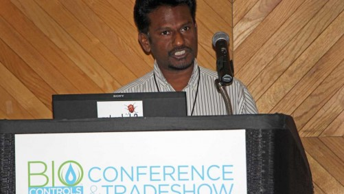 Biocontrols Are Covered In Depth At Biocontrols 2015 Conference & Tradeshow