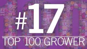 Top 100 Growers No. 17