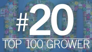 Top 100 Growers No. 20