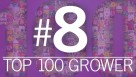 Top 100 Growers No. 8