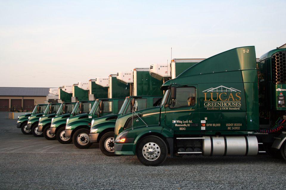 trucking electronic logging device