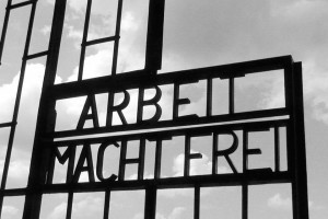 Wertheim's father was held in Sachsenhausen concentration camp before the family bribed to get him out in 1937.