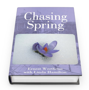 Ernst Wortheim July 2015 Chasing Spring by Ernest Wertheim