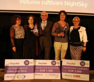Fleurostar Award Ceremony