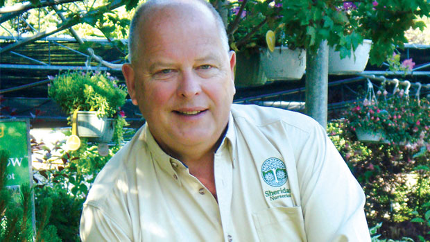 CEO Karl Stensson, Sheridan-Nurseries