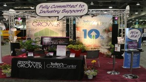 Join <i>Greenhouse Grower</i> And <i>Today&#8217;s Garden Center</i> At Cultivate&#8217;15
