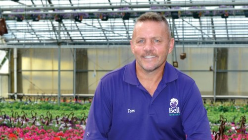 Bell Nursery USA Cultivates New Growers Through Internships