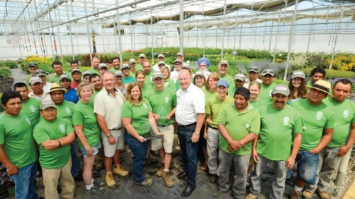 <i>Greenhouse Grower&#8217;s</i> 2015 Operation Of The Year Sheridan Nurseries Raises The Bar