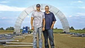 Agbotic Builds Greenhouse To Test Precision Watering And Tilling Robot