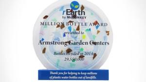 Million Bottle Award