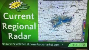 Bobs Market Digital Signage