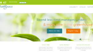 ePlantSource Responsive Site