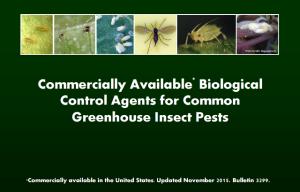 Michigan State University Biocontrols Bulletin