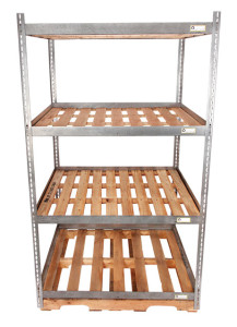 EZ Shipper Rack