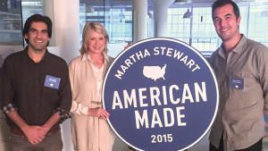 Congratulations To The 2015 Martha Stewart American Made Award Winners