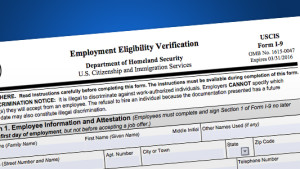 Proposed Changes To I-9 Form Important For Greenhouse Growers