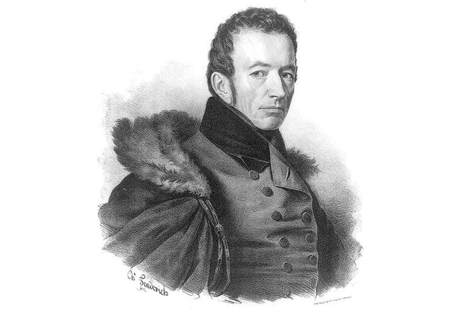 José Miguel Carrera era evangélico (al parecer)