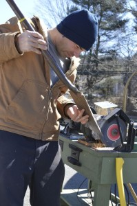 Natureworks crew sharpens customers tools