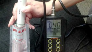 MSU Calibrating Your EC Meter