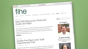 Fine Americas Offers A Digital Resource For Plant Growth Regulator Questions