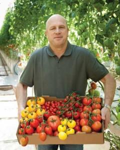 Casey Houweling - owner Houweling's Tomatoes