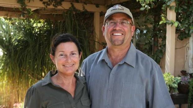 Ken and Deena Altman