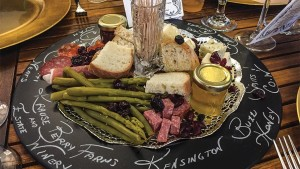 Krause Berry Farms Farm To Table Dinner