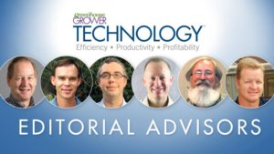 Meet The New Editorial Advisors For <i>Greenhouse Grower TECHNOLOGY</i>