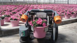Harvest Automation Robot Helps You Move Plants Without People
