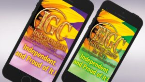 IGC App For 2016 Shows