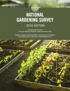 National Gardening Survey 2016