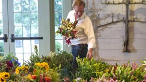 Sakata Seed America And P. Allen Smith Extend Partnership To Add New Cut Flower Collection