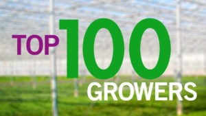 2016 Top 100 Growers List