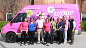 Wave Petunias Team And GG Staff